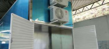 Fabricante de unidades móveis de serviços